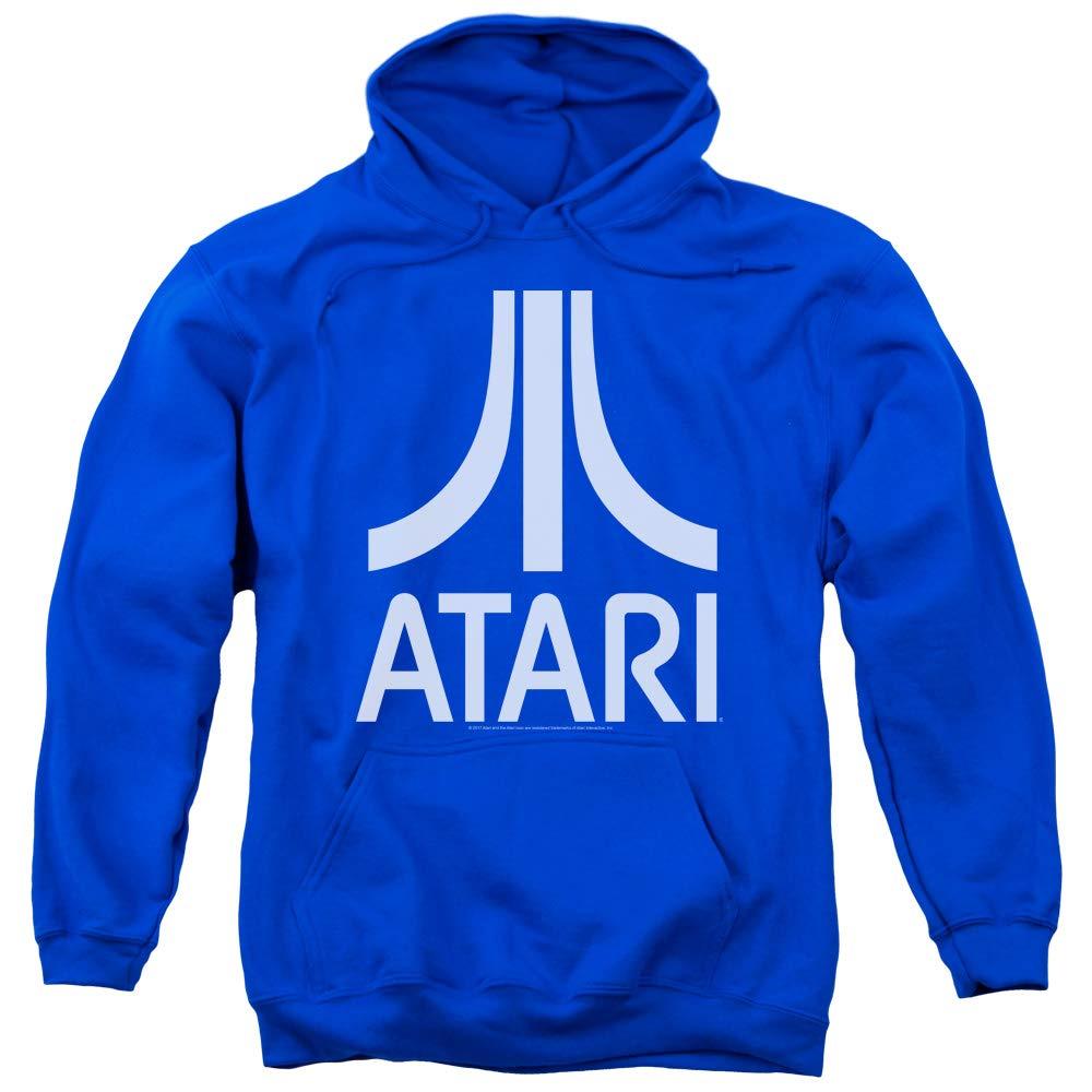 Atari - - Herren Logo Pullover Hoodie