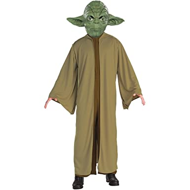 Amazon rubies yoda adult costume x large clothing rubies yoda adult costume x large solutioingenieria Gallery