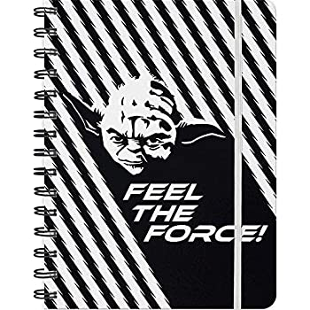Amazon.com : Star Wars Monthly Planner 2019 Set - Deluxe ...