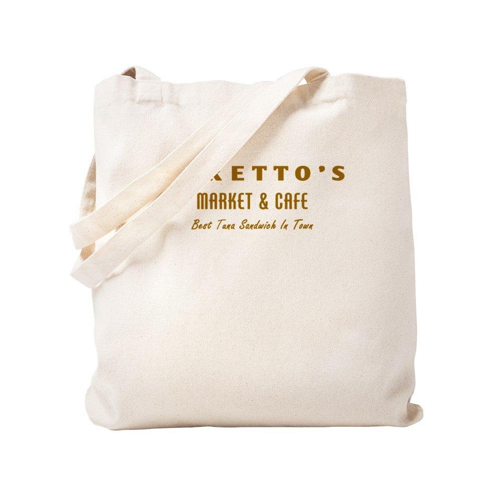 CafePress – Toretto 's Market – ナチュラルキャンバストートバッグ、布ショッピングバッグ S ベージュ 0614033886DECC2 B0773T2TB9 S