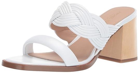 Rachel Zoe Women's Tara Peep Toe Mule Heeled Sandal by Rachel Zoe