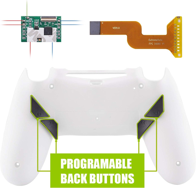 eXtremeRate Dawn Programable Remap Kit PS4 Scuf Reasignación de ...
