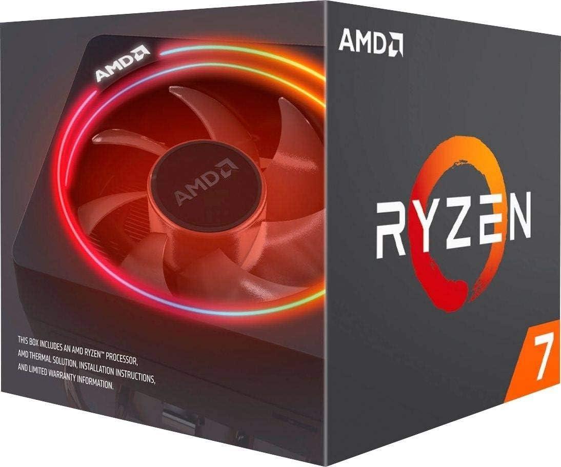 Amd Ryzen 7 3700x 3 6ghz 32mb Cache Am4 Cpu Desktop Elektronik