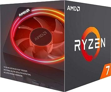 Amazon Com Amd Ryzen 7 3700x 3 6ghz 32mb Cache Am4 Cpu Desktop Processor Boxed Electronics