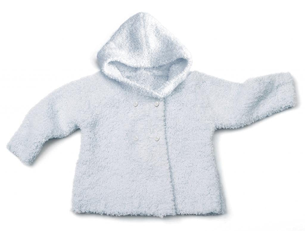 Amazon.com: Lotus Springs Baby Boys Dbl Breasted Hooded Jacket Bamboo Microfiber: Clothing