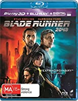 Blade Runner 2049 3D (Blu-ray 3D/Blu-ray) from Universal Sony Pictures Entertainment