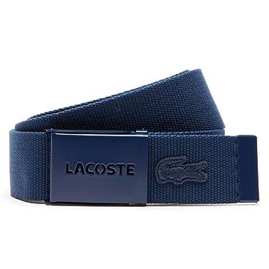 2f3195e462 Lacoste - Ceinture - Homme Taille Unique - bleu - Taille Unique ...