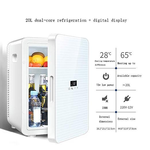 Xyanzi Frigoríficos Mini Mini Refrigerador for Escritorio ...