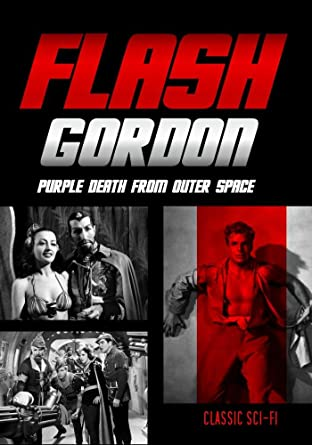 Amazon com: Flash Gordon: Purple Death From Outer Space