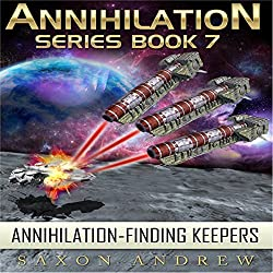 Annihilation - Finding Keepers