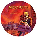 Megadeth [Ltd.Edition]: Peace Sells... But Who's Buying? (Picture Vinyl) [Vinyl LP] (Vinyl)