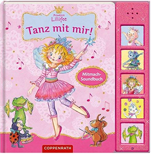 Prinzessin Lillifee  Tanz Mit Mir   Mitmach Soundbuch