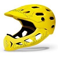 DishyKooker ALLCROSS Mountain Cross-Country Bicicleta Casco Integral Casco