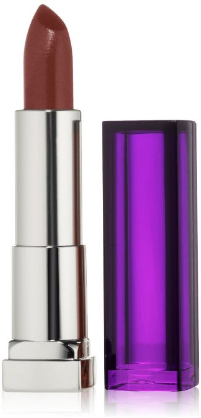 Maybelline ColorSensational Lip Color, Plum Perfect [435] 0.15 oz (Pack of 10)