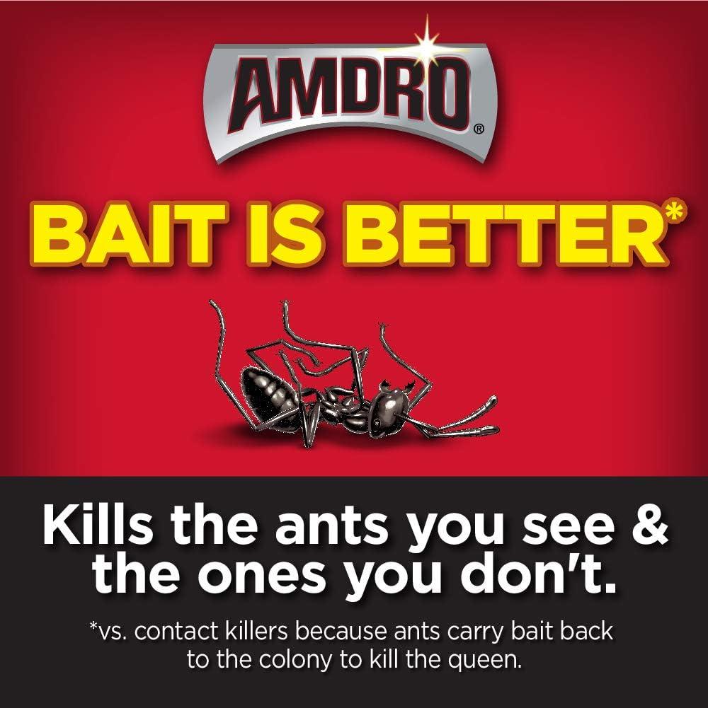 CENTRAL GARDEN BRANDS 100099216 Ant Block Granule, 24 Ounces : Amdro Ant Bait : Garden & Outdoor