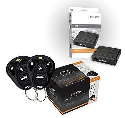 Smart Start Module GPS /& Python Car Remote Start Keyless Entry Alarm VSM250 DEI
