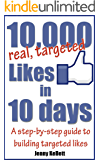 Get 10,000 Targeted Facebook Likes in 10 Days - a step-by-step guide