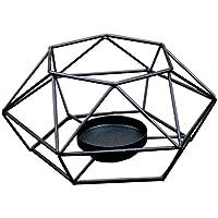 DaoRier Geometrico Candelero Colgante Portavelas Decoracion Grande