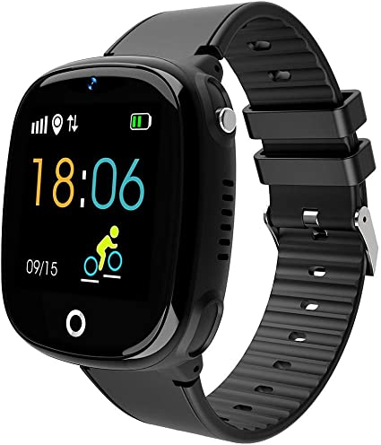 Amazon.com: HW11 Smartwatch Niños Familia Bluetooth ...