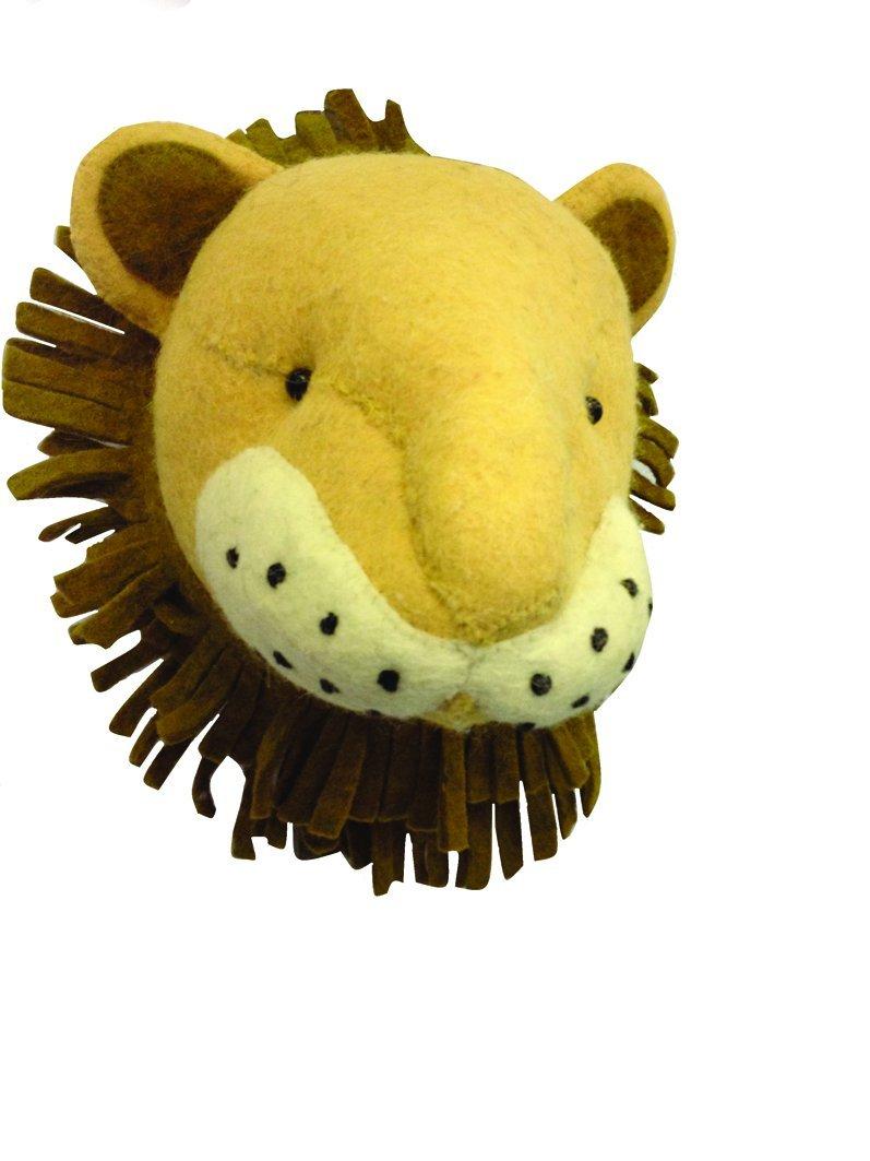 Amazon.com: Fiona Walker Lion Head Wall Decor-Fiona Walker Animal ...
