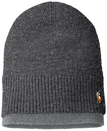 n`s Layered Merino Wool Watch Cap (Windsor Heather (6F0583-012)/Grey Heather, One Size) ()
