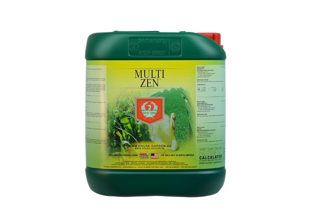 HG MULTI ZEN 5L - Hydroponics Gardening - Growth Stimulator