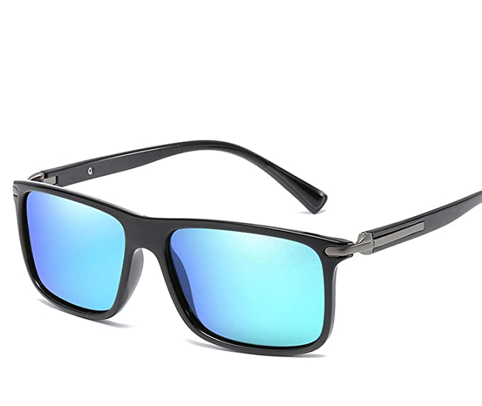 Amazon.com: gafas de sol polarizadas coreanas hombres gafas ...