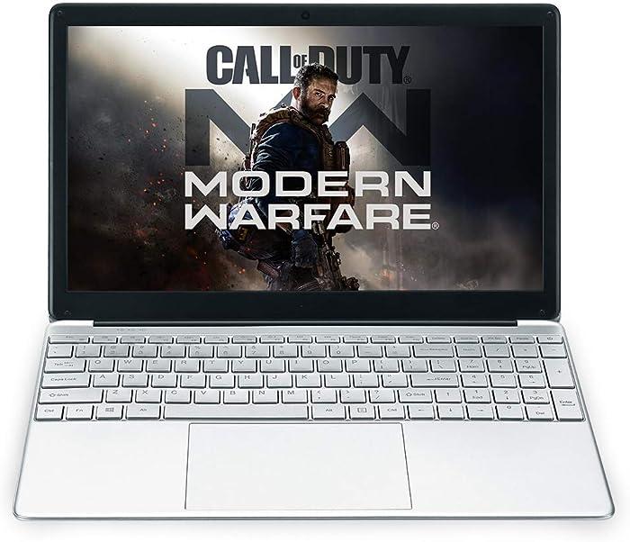 2020 15.6 inch Laptop, IPS Display, Intel 64-bit Quad-core celeron_j3455 Processor, 8GB RAM, 256GB SSD, scalable 1TB SSD Solid State Drive, Backlit Keyboard, Windows 10 Pro