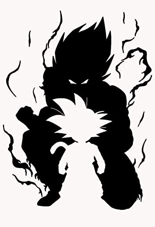 Fabulous Poster Affiche Dragon Ball Son Goku Adulte Enfant