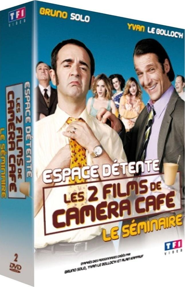 Espace détente + Le séminaire Caméra café Francia DVD: Amazon.es ...