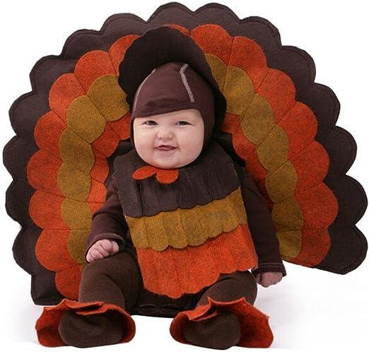 Hsctek Baby Thanksgiving Costumes for Newborn Infant /& Toddler Boys Girls