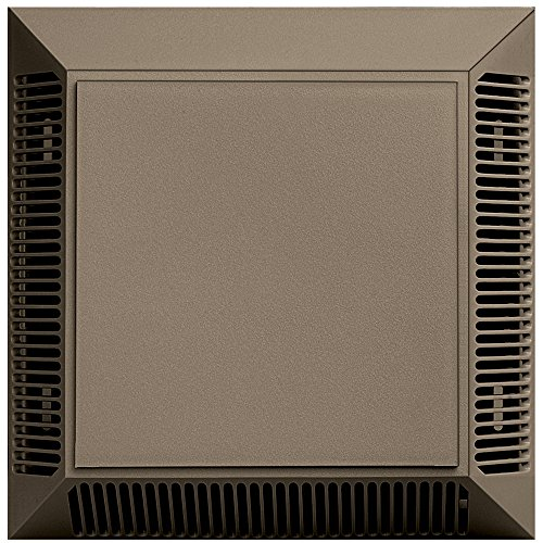 Builders Edge 140057575095 Intake/Exhaust Vent 095, Clay (Fans Clay)
