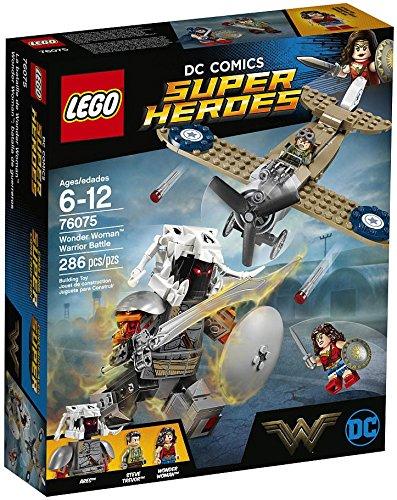 Amazoncom Lego Super Heroes Dc Wonder Woman Warrior Battle 76075
