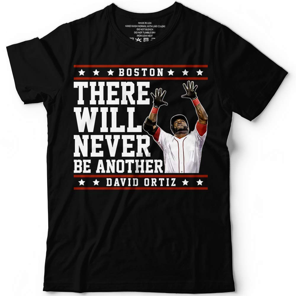 Bigpapidavid 34ever There Will Never Be Another Bestortiz Baseball Legend Boston Champions