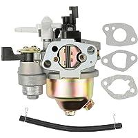 KKmoon Carburador con Motor Junta Tuberia de Combustible