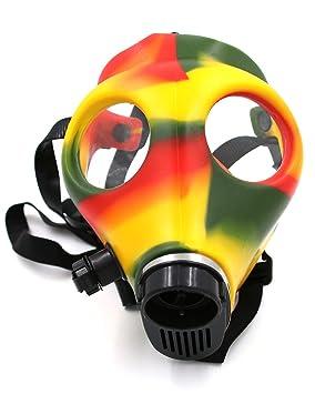 7,6 cm de goma máscara (colores), para fumar