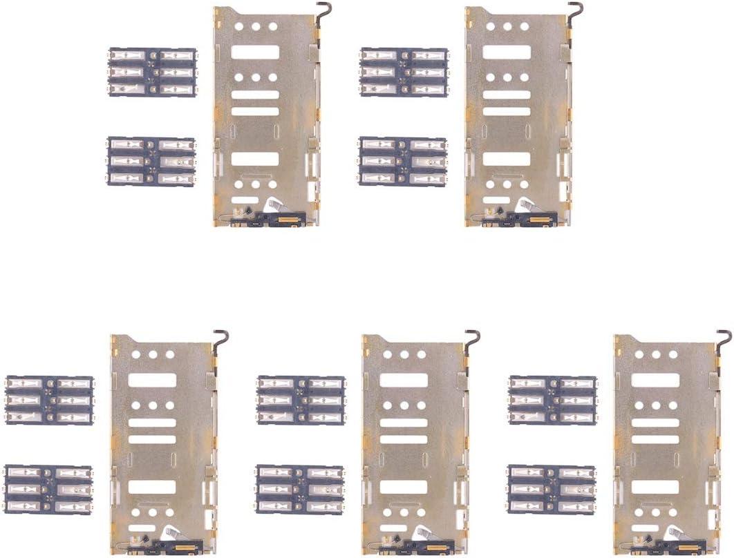 SIM Card Tray WHF 5 PCS Card Reader for Xiaomi Mi Note