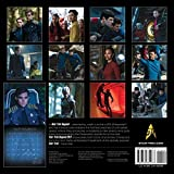 Star Trek Beyond 2017 Wall Calendar