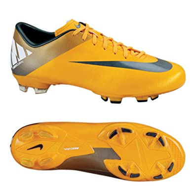 timeless design 21516 352f8 Image Unavailable. Image not available for. Color Nike Mercurial Victory  II FG Mens Soccer Cleats ...