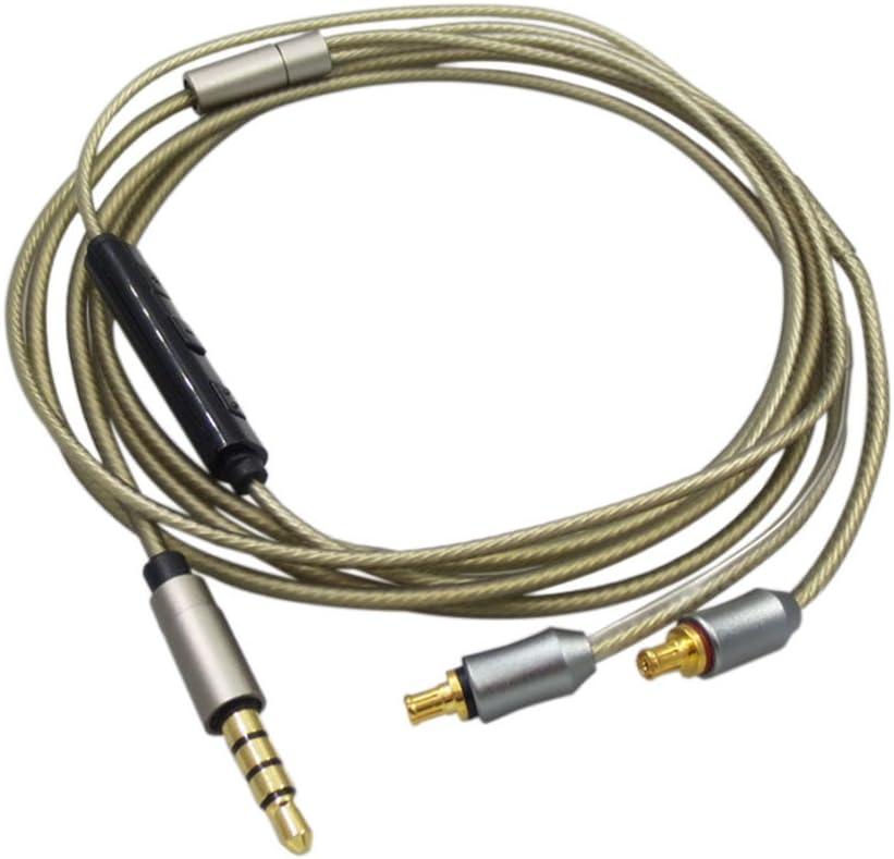 Amazon.com: Meijunter Upgrade Headphones Remote Control Cable Cord