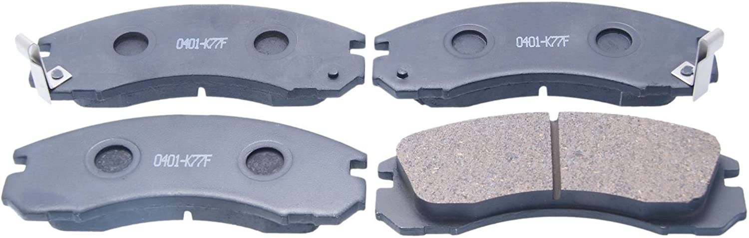 Peugeot Brand New Disc Brake Brake Pad Set for Citroen Mitsubishi