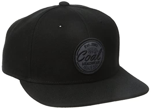 fb9c4da42d6 Amazon.com  Coal Men s The Classic Hat Adjustable Snapback Baseball ...