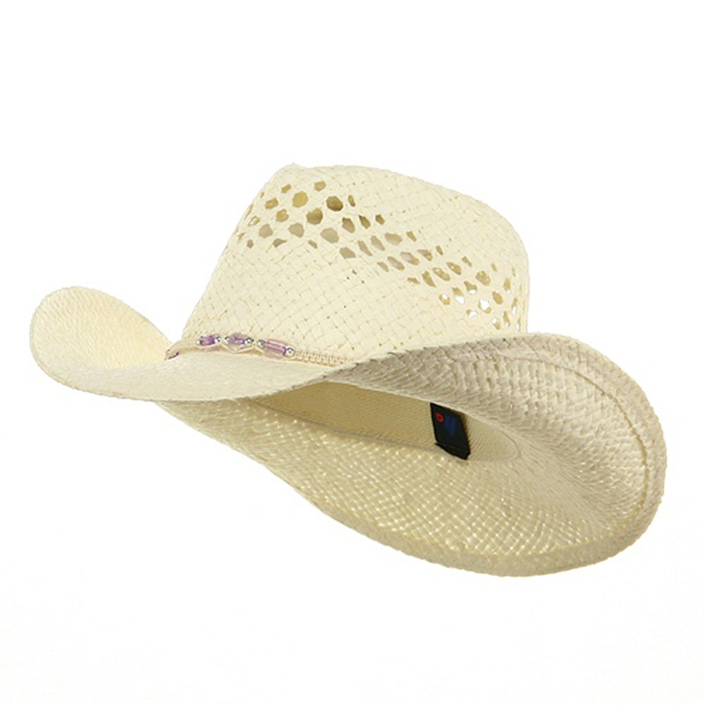Outback Toyo Cowboy Hat-Natural OSFM by MG