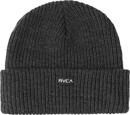 rvca-mens-curren-beanie-charcoal-one-size