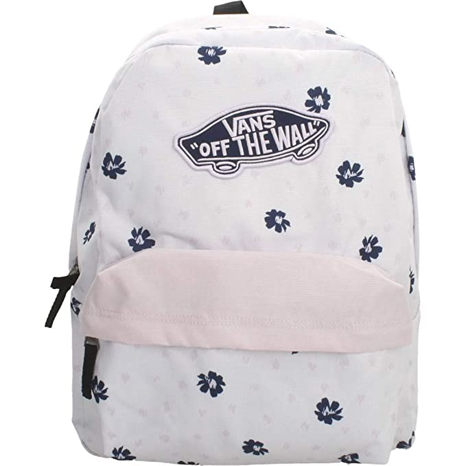 Vans Classic Realm Abstract Daisy Backpack