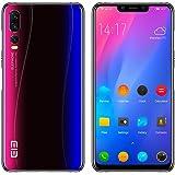 Elephone A5 4G携帯電話 4GB RAM+64GB ROM 6.18インチ Android 8.1 12.0MP + 5.0MP + 0.3MPリアカメラ 20.0MP + 2.0MPフロントカメラ Helio P60 MTK6771 Octa-core 4000mAhバッテリー KKmoonスタンドつき 国内用充電器つき