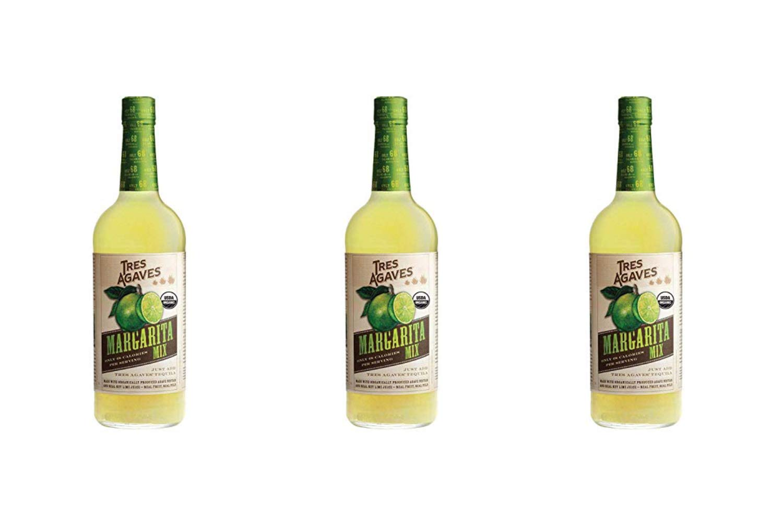 Tres Agaves Mix Margarita, 33.8 Fl Oz (3 Pack)