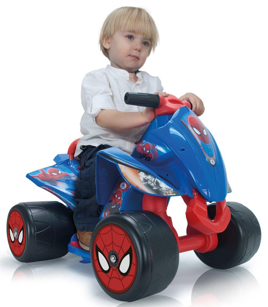 Quad Wing dise/ño de Ultimate Spiderman 6 V 72460 INJUSA