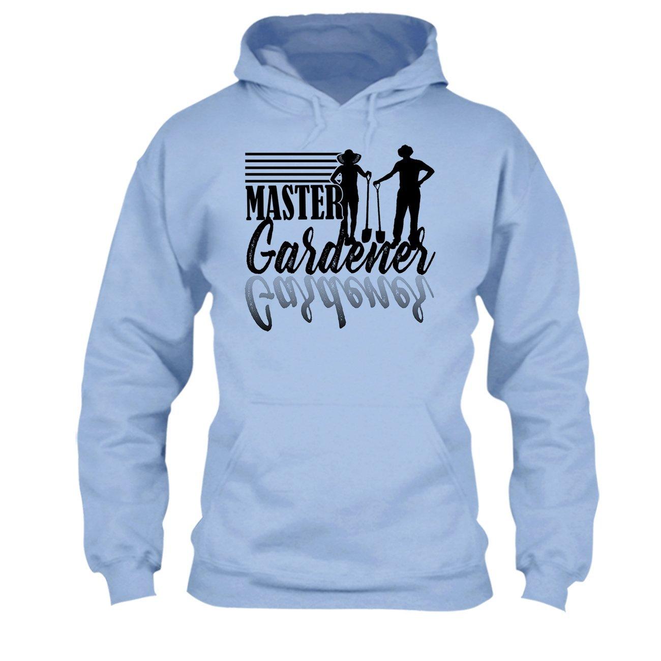 On Yellow Master Gardener Tee Shirt Design Long Sleeve Shirt