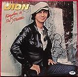 #7: Dion DiMucci signed LP Album Cover Kingdom in the Streets PSA/DNA auto